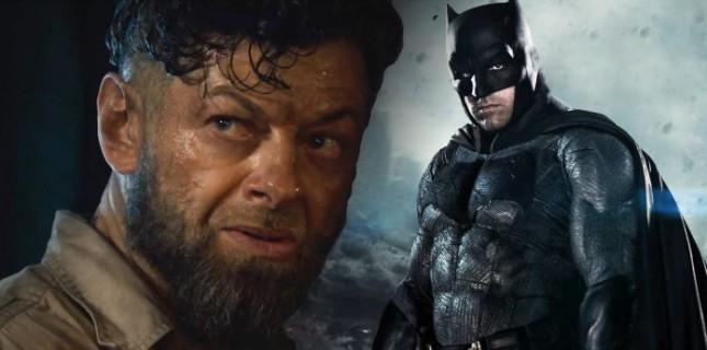 Yeni Batman Filminin Alfred'i Açıklandı: Andy Serkis!