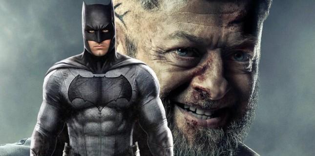 Yeni Batman'in Düşmanını Andy Serkis mi Oynayacak?