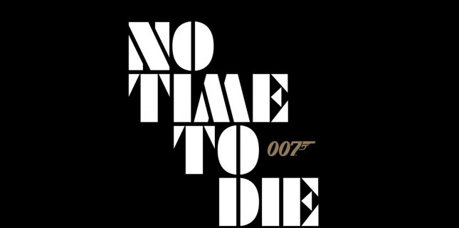 Yeni Bond Filmi No Time to Die'dan İlk Poster Geldi!