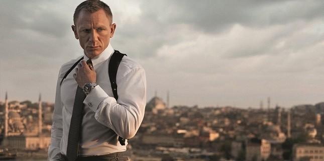Yeni Bond Filminin Çekimleri Başlıyor
