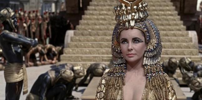 Yeni Cleopatra filminde bolca şiddet ve cinsellik olacak