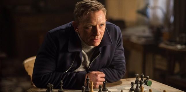 Yeni James Bond Filmi İçin Set Başladı!