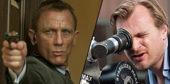 Yeni James Bond filminin yönetmenliği için Nolan iddiası!