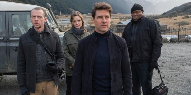 Yeni 'Mission Impossible' Filmleri Geliyor!