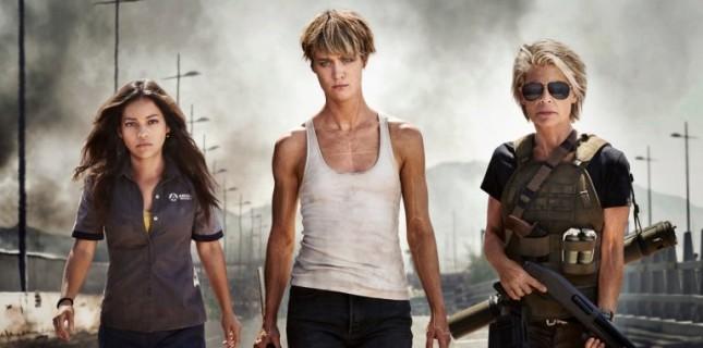 Yeni Nesil Terminatör Filmi Terminator: Dark Fate'den Fragman ve Afiş Geldi!