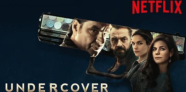 Yeni Netflix Dizisi Undercover'ın Fragmanı Yayınlandı!