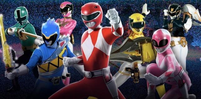 Yeni Power Rangers Filmleri Geliyor