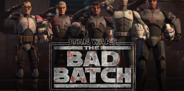 Yeni Star Wars Animasyon Serisi The Batch 2021'de Yayınlanacak