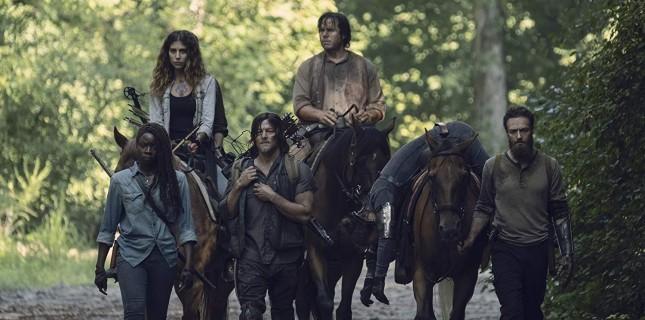 Yeni The Walking Dead Spin-Off'u Yolda