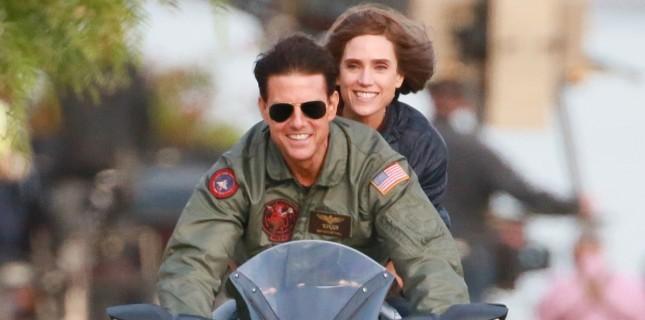 Yepyeni Tom Cruise Filmi Top Gun: Maverick'e Ait Poster Yayınlandı