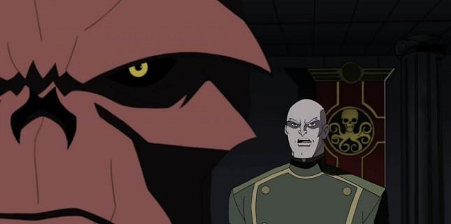 Yoksa Baron Strucker, Avengers Age of Ultron'da mı Yer Alacak ?