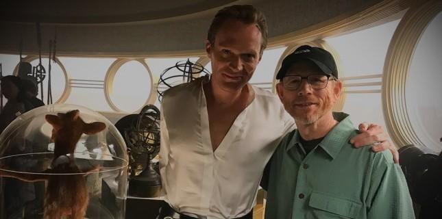 Yönetmen Ron Howard'dan 'Han Solo' Paylaşımı