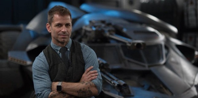 Zack Snyder The Fountainhead'i Filme Çekiyor