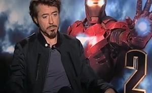 Iron Man Röportajları