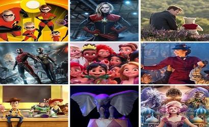 2018-2019 Sezonunun En Çok Beklenen Disney Filmleri