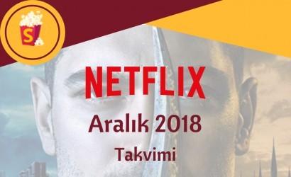 Netflix Türkiye Aralık 2018 Takvimi