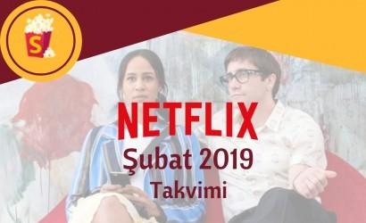 Netflix Türkiye İçerik Listesi - Şubat 2019