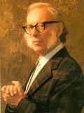 Isaac Asimov profil resmi