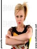 Pamela Spence profil resmi
