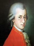Wolfgang Amadeus Mozart profil resmi