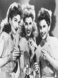 The Andrews Sisters Oyuncuları