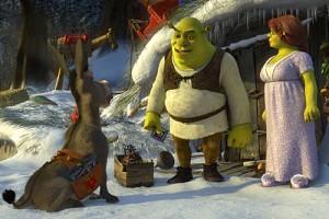 Shrek The Halls Resimleri