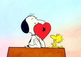 Be My Valentine, Charlie Brown Resimleri