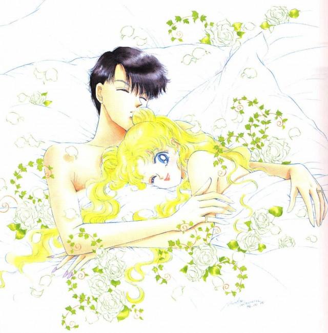 Sailor Moon R The Movie: Promise Of The Rose Resimleri