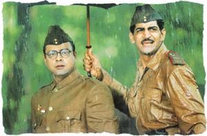 Netaji Subhas Chandra Bose: The Forgotten Hero Resimleri