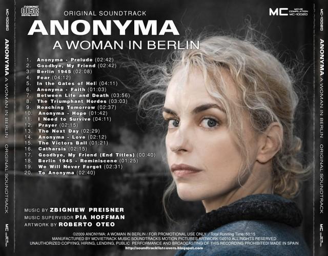 Berlin'de Bir Kadın Resimleri