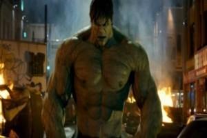 The Incredible Hulk Resimleri