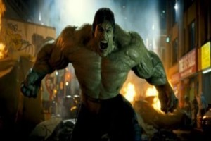 The Incredible Hulk Resimleri