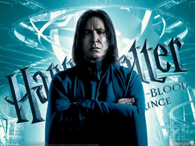 Harry Potter ve Melez Prens Resimleri 288