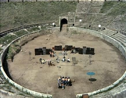 Pink Floyd: Pompeii Konseri Resimleri 2