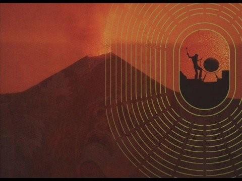 Pink Floyd: Pompeii Konseri Resimleri 4