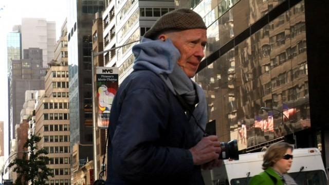 Bill Cunningham New York Resimleri 4