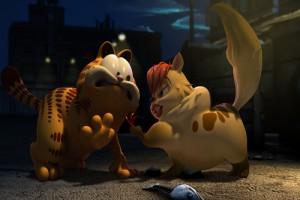 Garfield Geri Dönüyor Resimleri 7