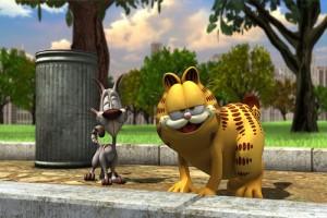 Garfield Geri Dönüyor Resimleri 8