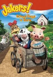 Jakers! The Adventures of Piggley Winks Sezon 1 Resimleri 10