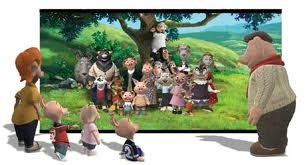 Jakers! The Adventures of Piggley Winks Sezon 1 Resimleri 8