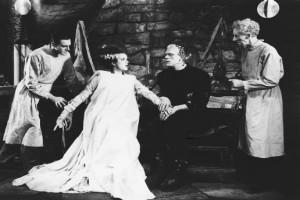 Frankenstein'ın Gelini Resimleri