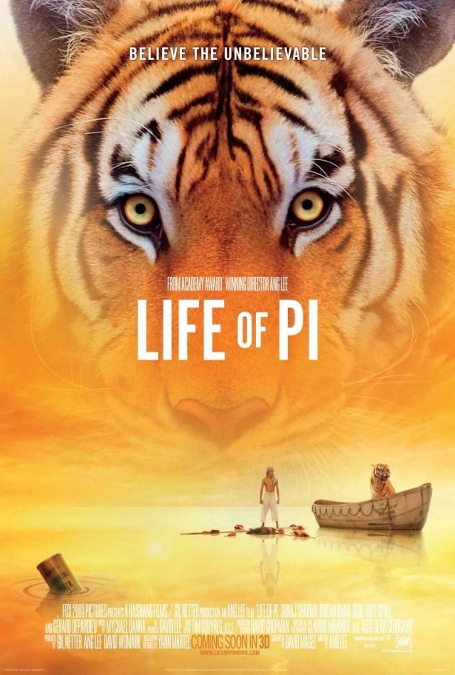 Pi'nin Yaşamı Resimleri