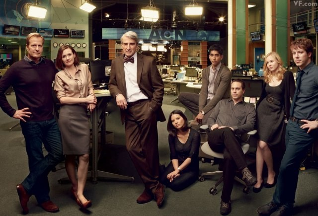 The Newsroom Resimleri