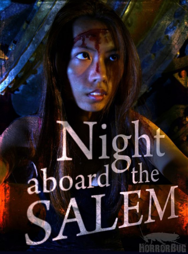 Night Aboard the Salem Resimleri