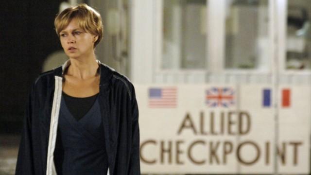 Die Frau vom Checkpoint Charlie Resimleri