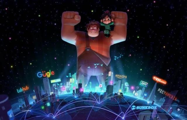 Ralph ve İnternet: Oyunbozan Ralph 2 Resimleri