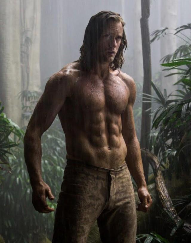 Tarzan Efsanesi Resimleri