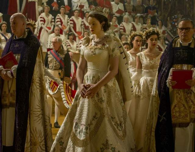 The Crown Sezon 1 Resimleri