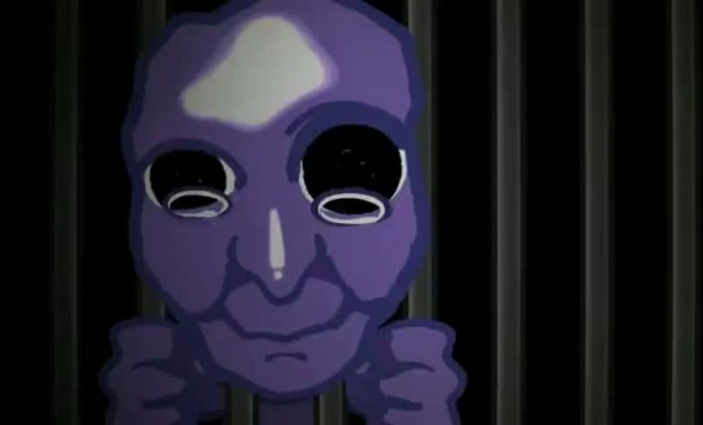 Ao Oni The Animation Resimleri