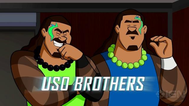 The Jetsons and WWE: Robo-WrestleMania! Resimleri